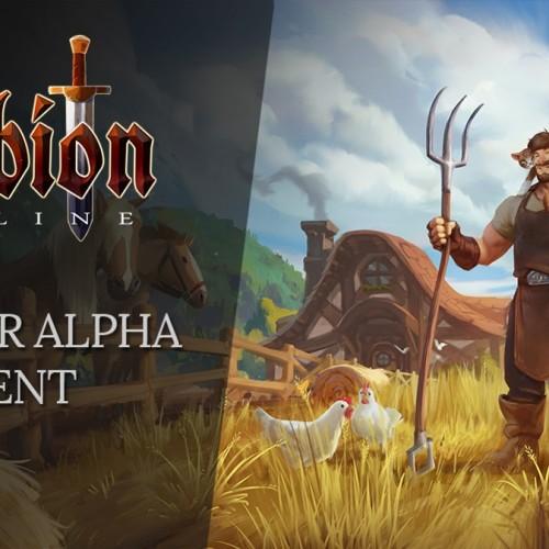 Albion Online, premiers pas