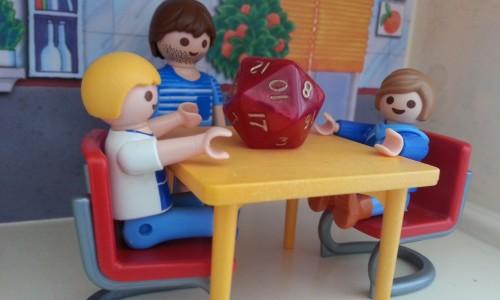 Une rubrique pour jouer avec les enfants