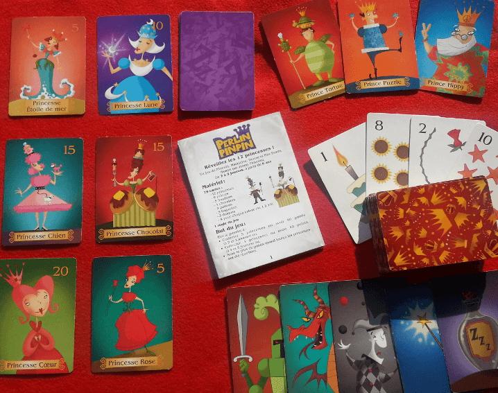 cartes de Perlin Pinpin