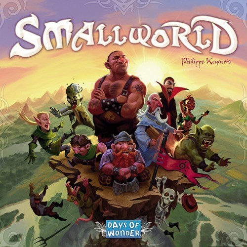 It's a smallworld after all…