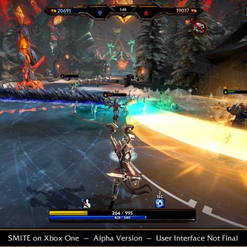 Smite – Xbox One