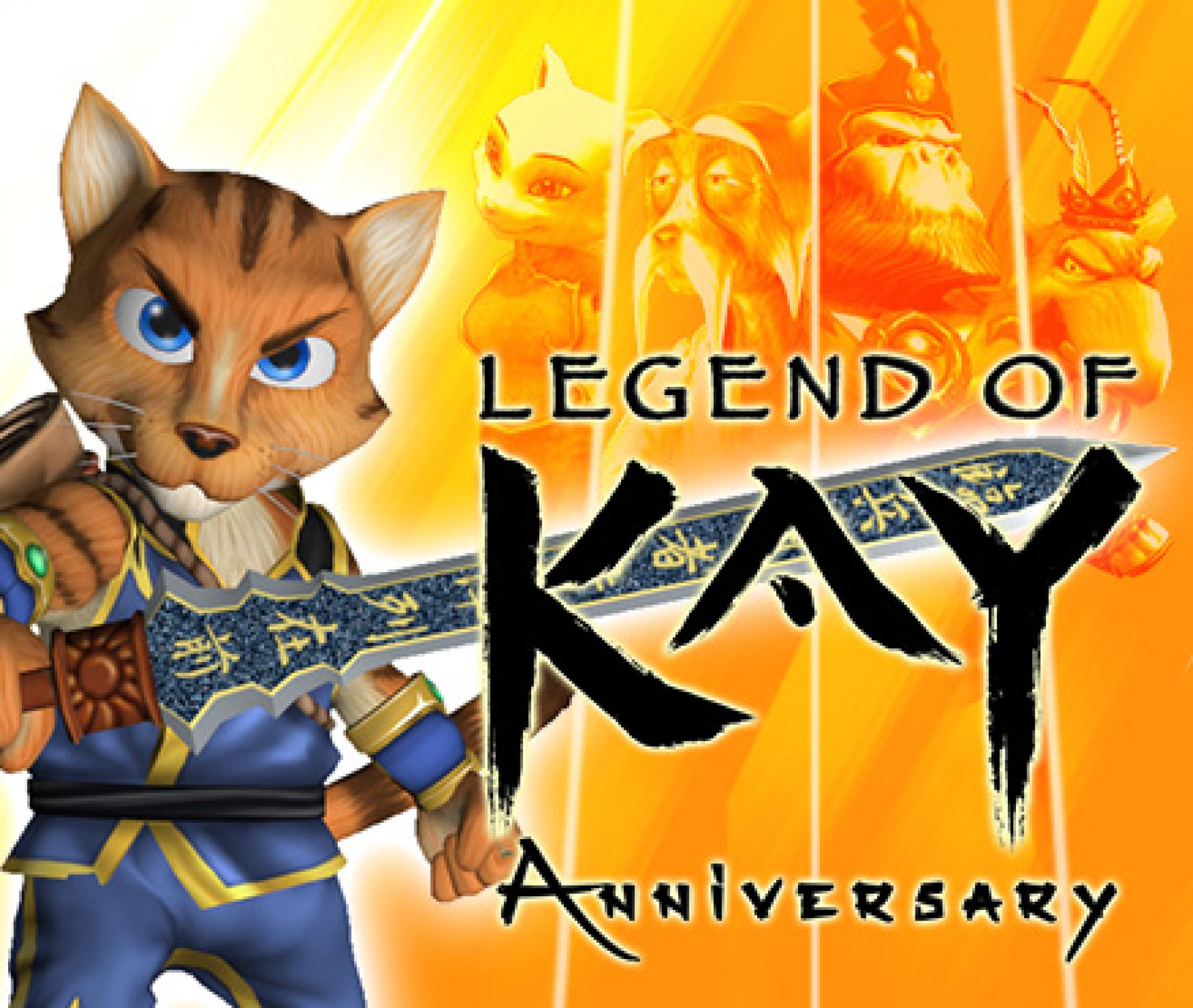 Legend of Kay Anniversary – PS4