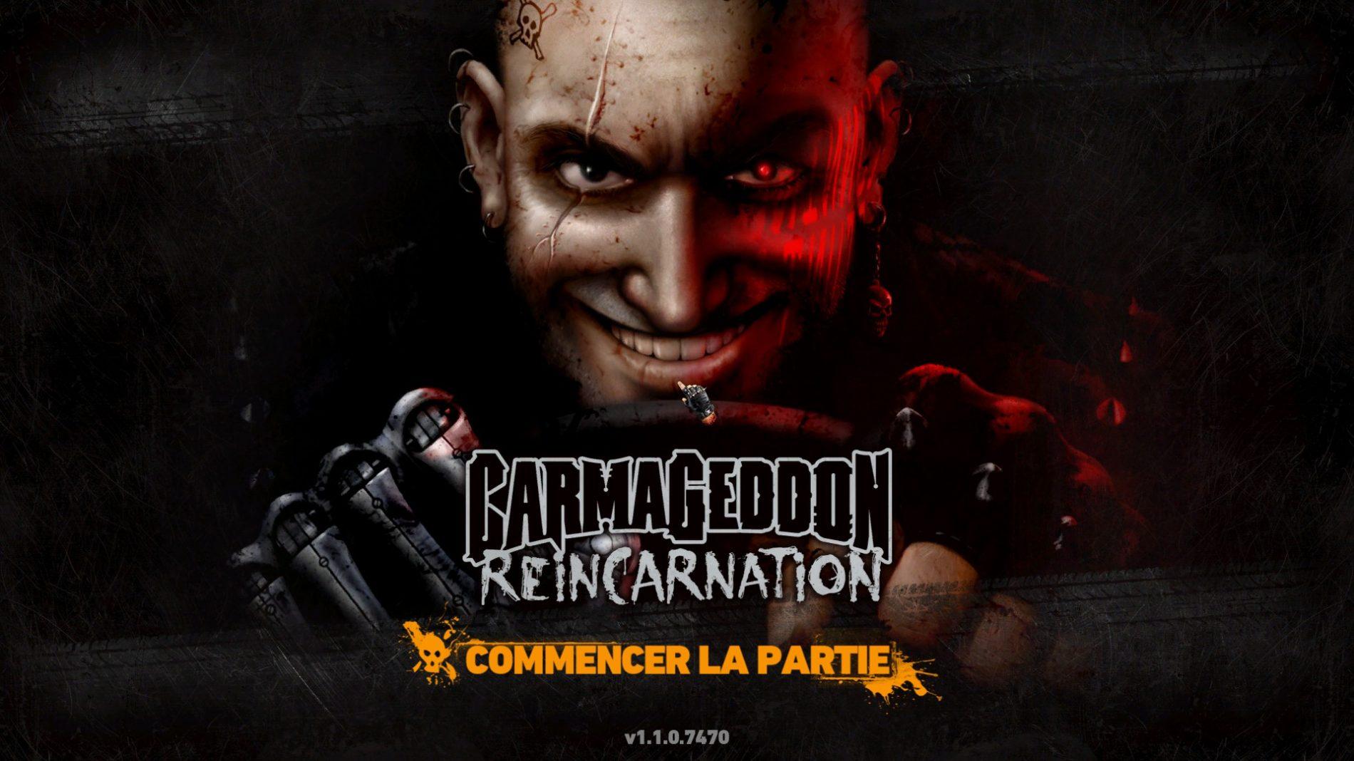 Carmageddon Reincarnation s'update 2 !