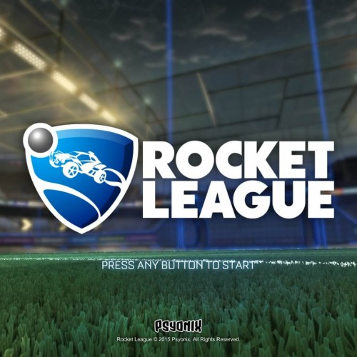 Rocket League PC-PS4