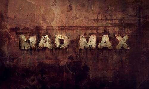 MAD MAX – Le test