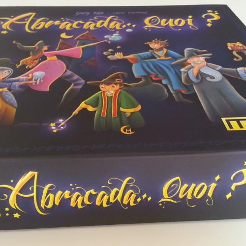 Abracada Quoi? : tombez sous le charme !