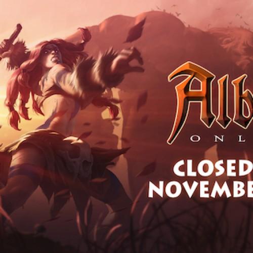 Beta fermée Albion Online: la date