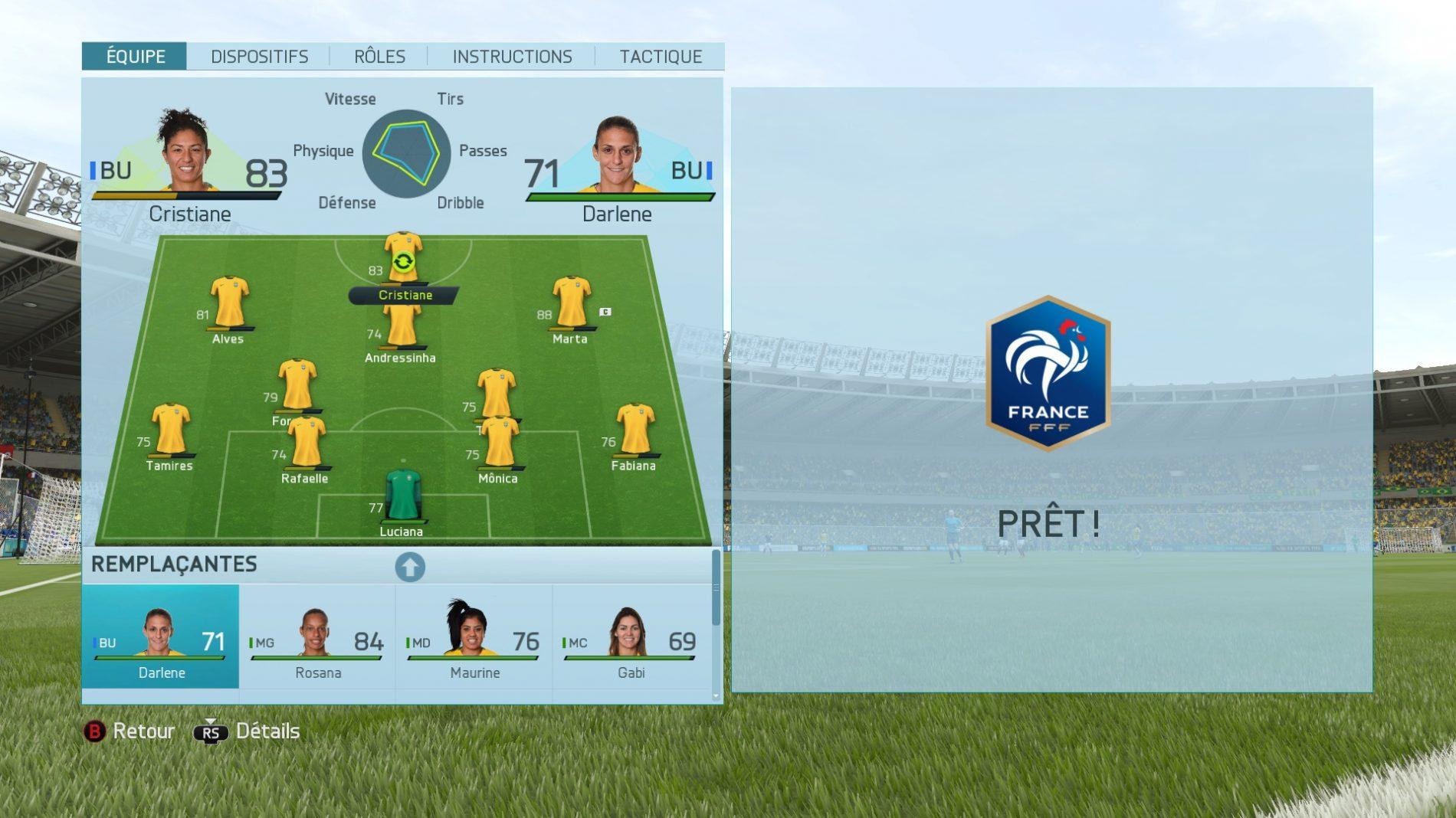 Fifa 16 – Le test PC