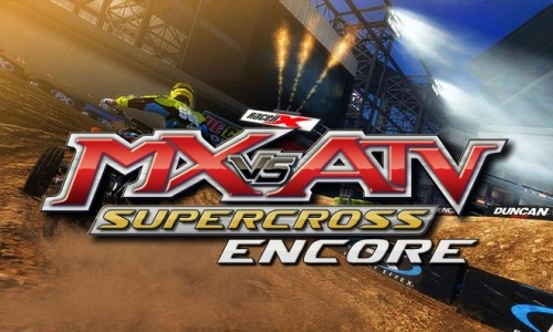 MX vs ATV Supercross Encore