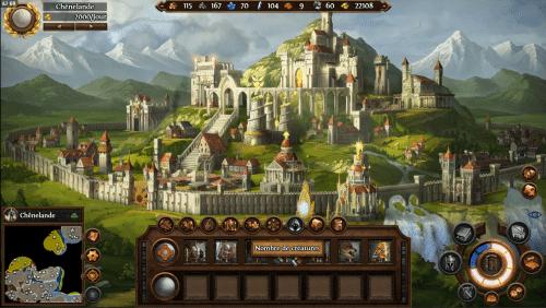 Les villes en 3D de Heroes V me manquent mais celles-ci sont également très jolies.