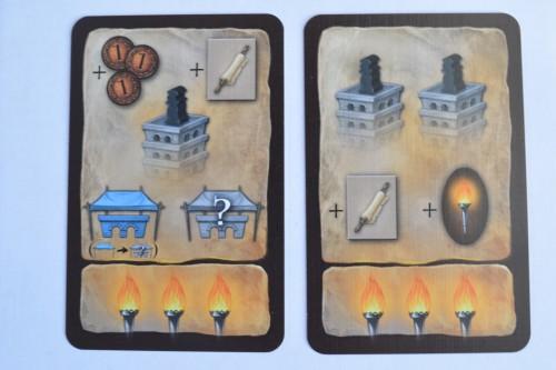 La première carte permet de faire des trucs, tandis que la deuxième permet de faire d'autres trucs. Limpide, non ?