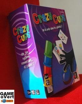 Crazy Cups - Boite