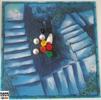 plateau l'escalier hanté