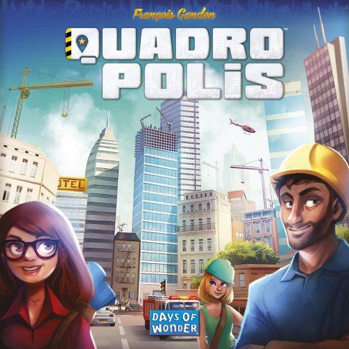Quadropolis, un jeu carrément bien.