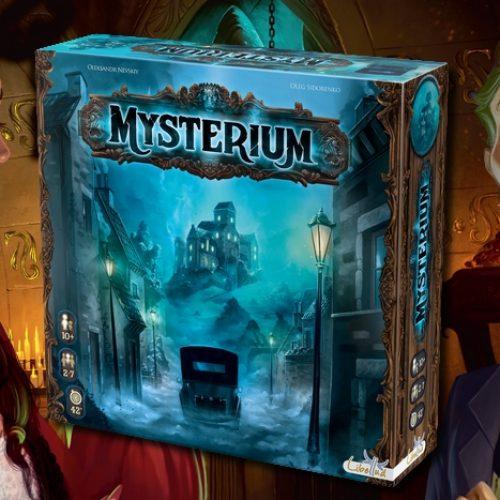 Mysterium – Au placard le Cluedo !