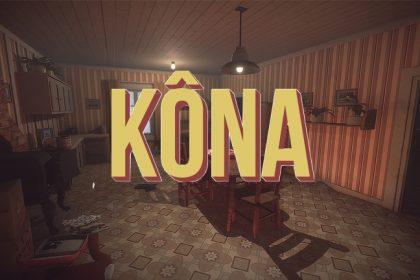 Kona Day One – Carl au pays des bûcherons