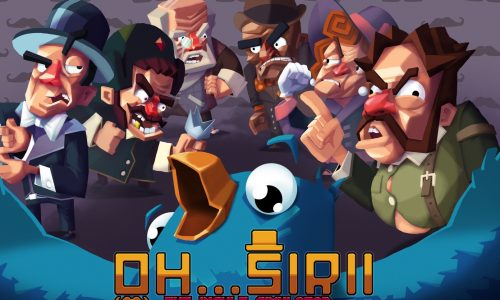 Oh…Sir!! The Insult Simulator: la castagne verbale