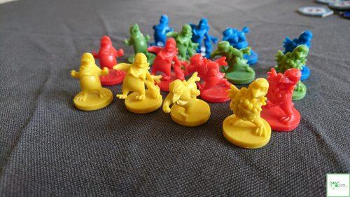 figurines pingouins