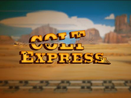 Ecran accueil colt express