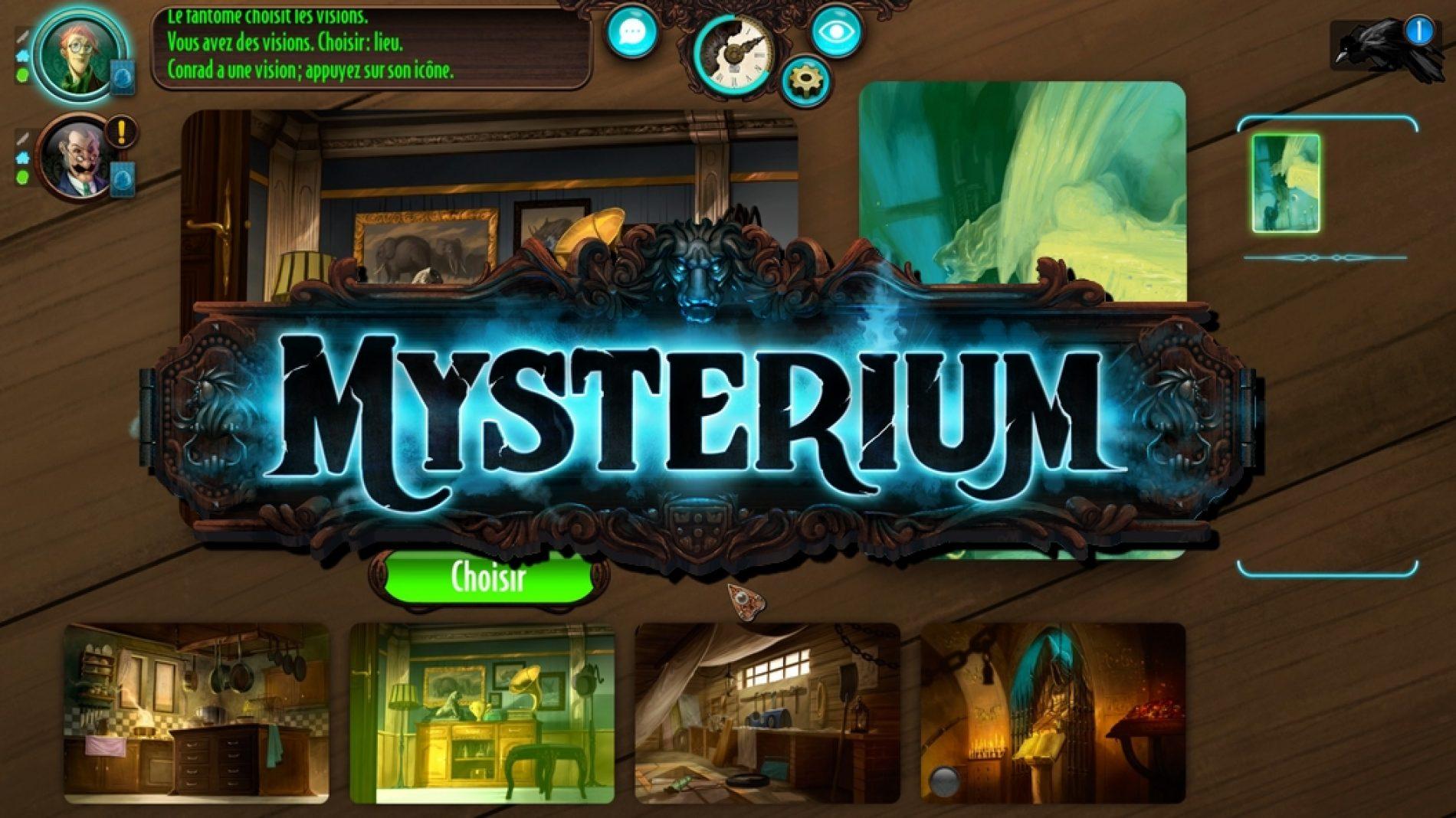 Mysterium – PC