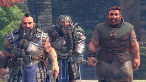 The Dwarves