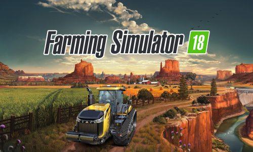 Farming Simulator 18 annoncé sur 3DS et PSVita