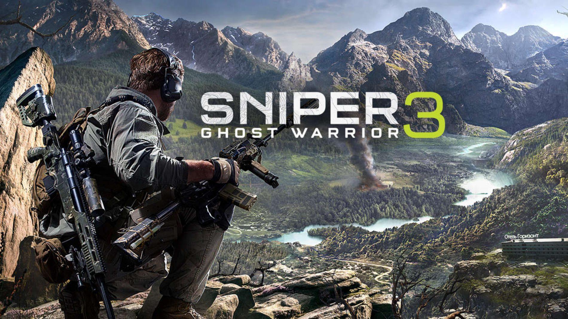Sniper ghost warrior 3 : Un test tout en finesse