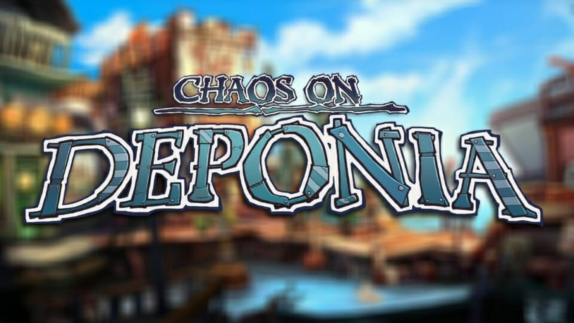 Chaos on Deponia – Xbox One