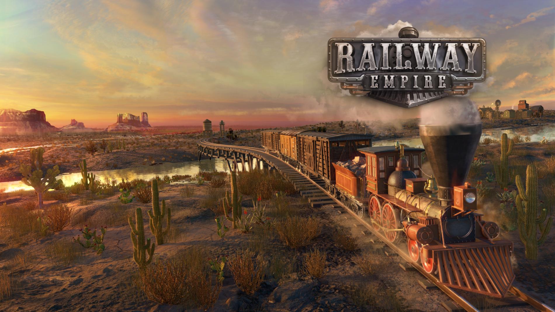 Sortie de Railway Empire – PC et Consoles