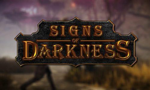 Signs of Darkness – aperçu Acces trop anticipé 2.03