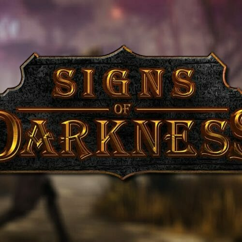 Signs of Darkness – aperçu Acces trop anticipé 2.03