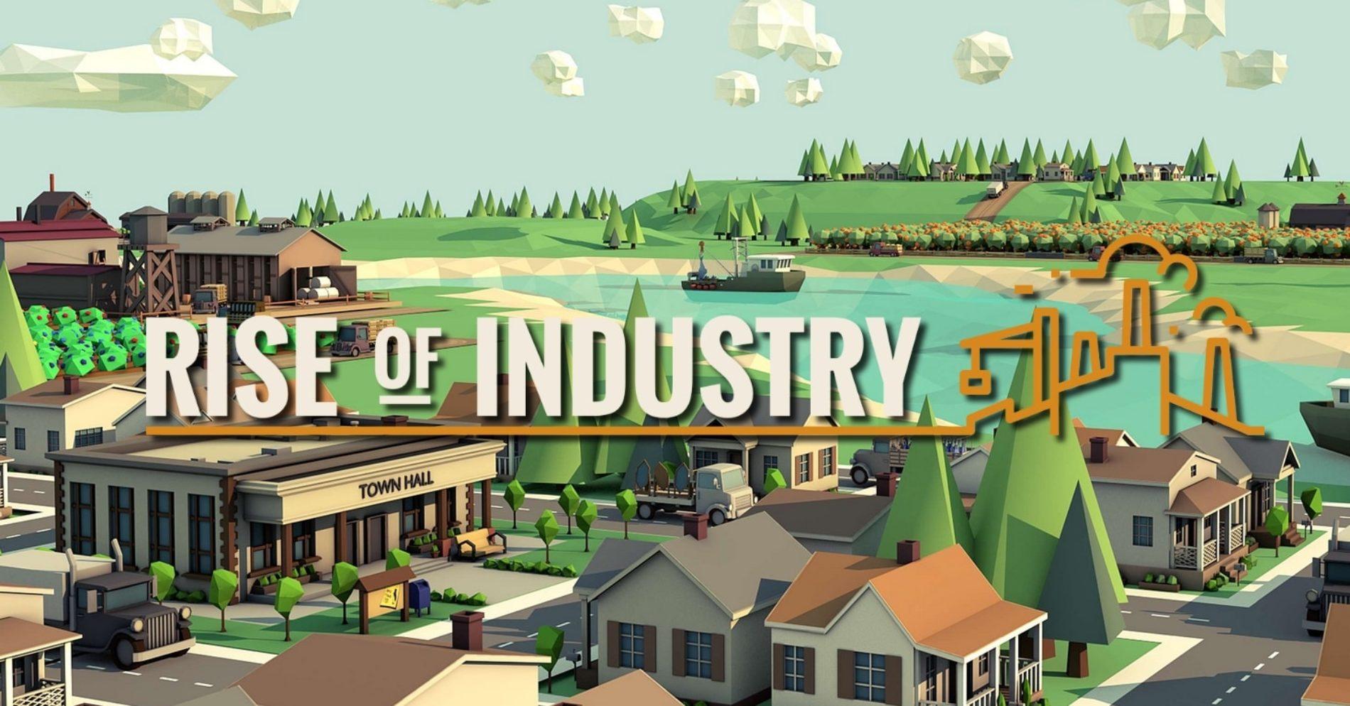 Rise of Industry – En développement