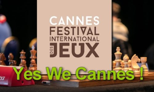Yes, we Cannes !