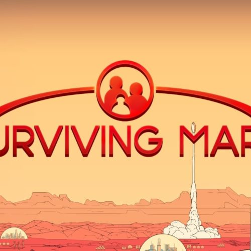 Surviving Mars: 2 doigts coupe faim