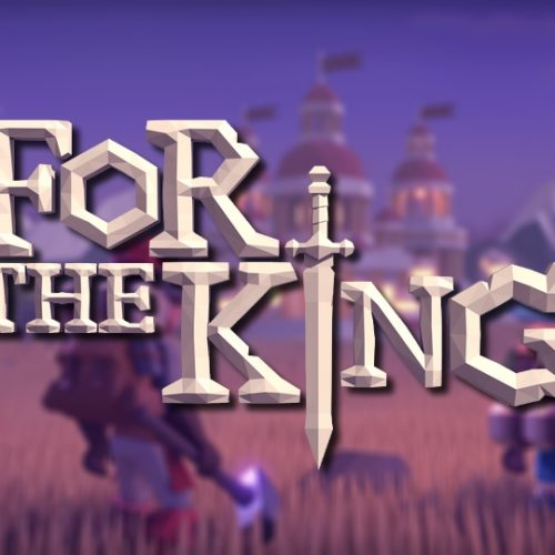 For the king – Un jeu où on couine