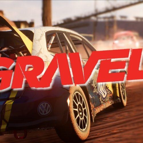 GRAVEL – Le retour de l'arcade