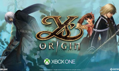 YS Origins – Disponible sur XBOX One