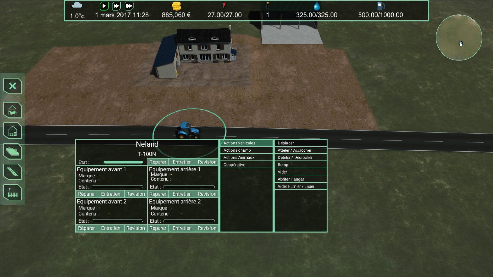 Pro Farm Manager – Aperçu accès anticipé