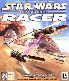 Star Wars : Episode 1 Racer