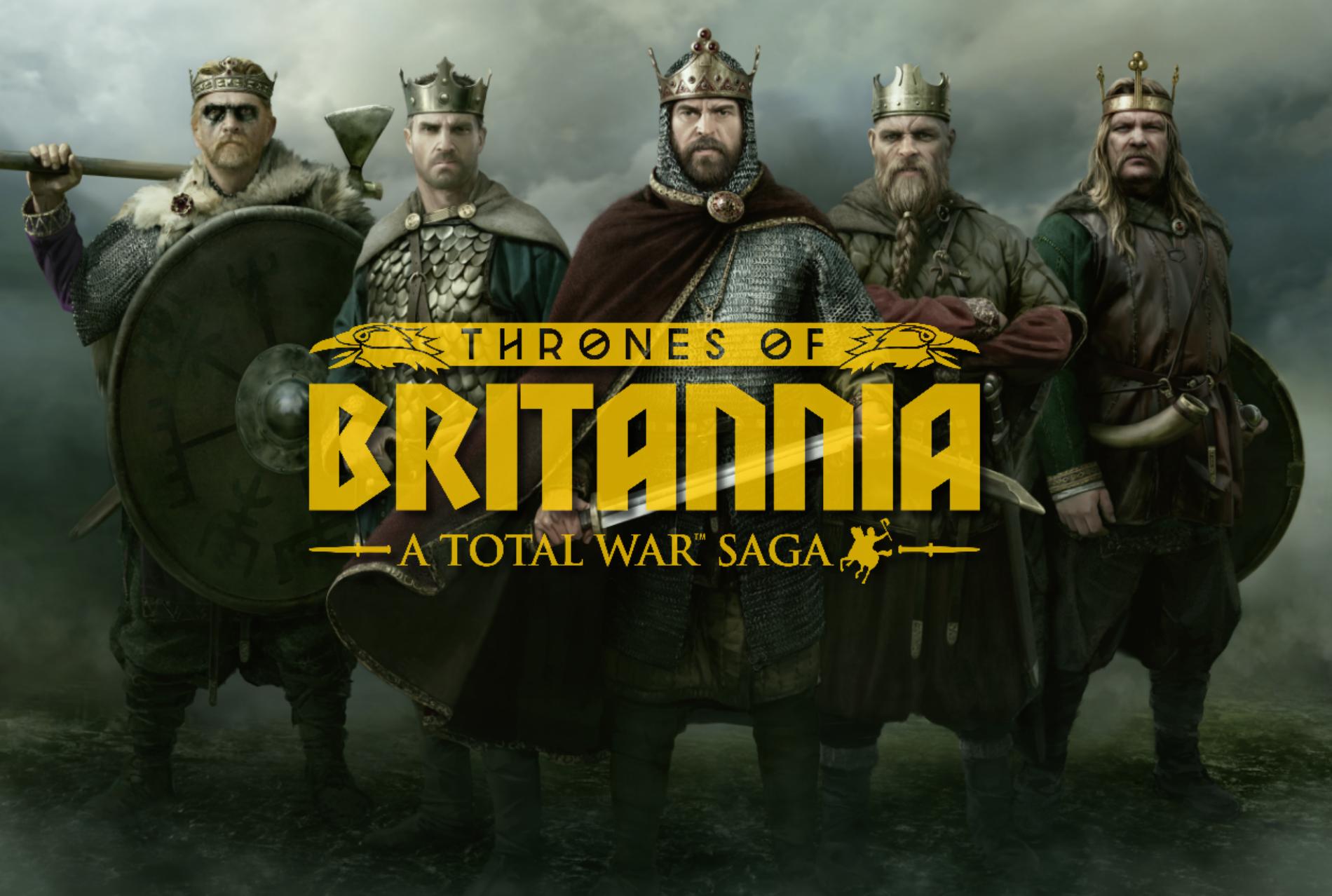 Total War Saga : Thrones of Britannia
