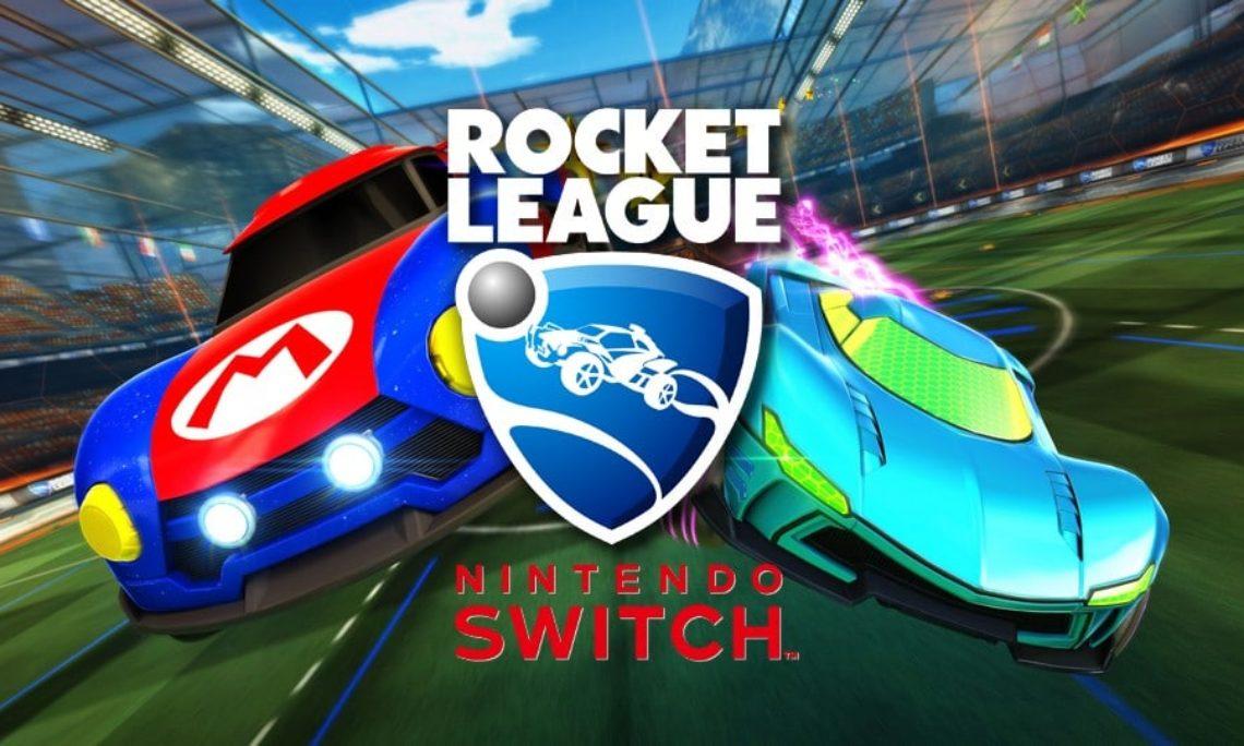 Rocket League sur Nintendo Switch