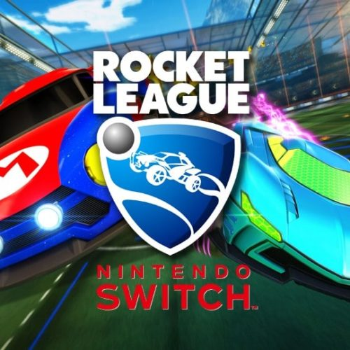 Rocket League sur Nintendo Switch