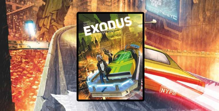 Exodus Manhattan