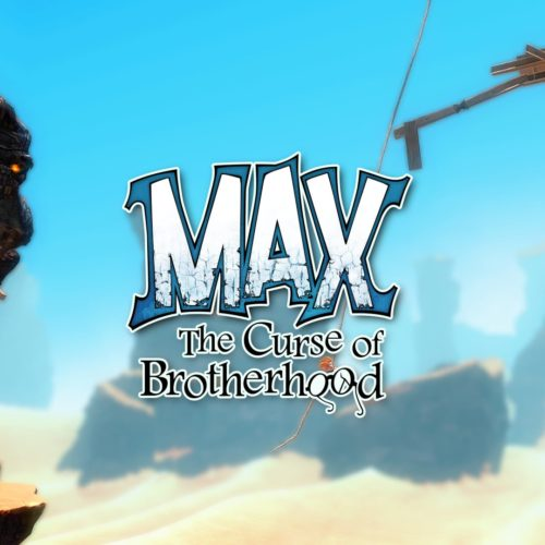 Max: the curse of Brotherhood – Nintendo Switch