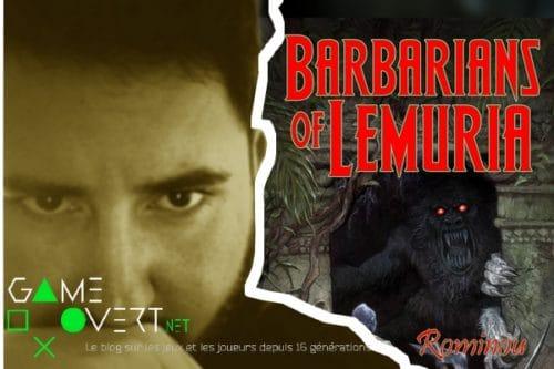 Barbarian of Lemuria