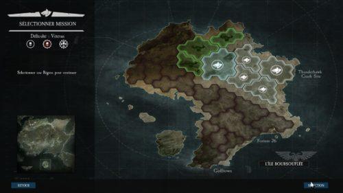 Warhammer: Sanctus Reach