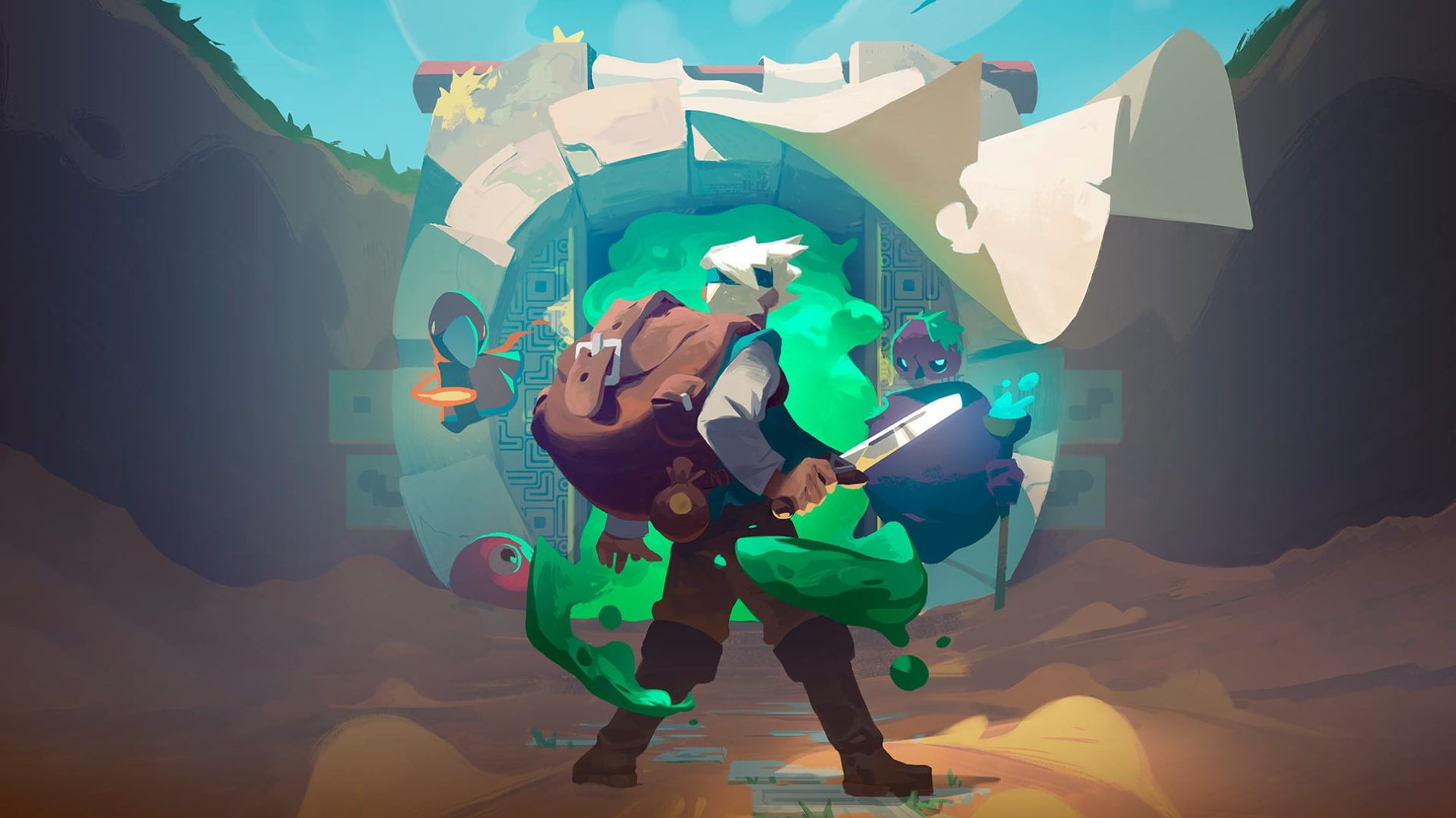 Moonlighter – Le marchand aventurier