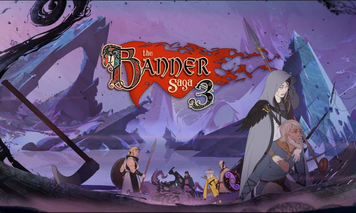 The Banner Saga 3 et la trilogie Switch