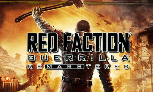 Red Faction Guerrilla Re-Mars-tered – PC