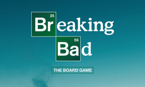 Breaking bad – Le jeu de plateau